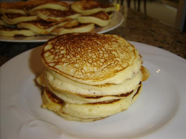 Heavenly Ricotta Pancakes. Photo by Chris from Kansas