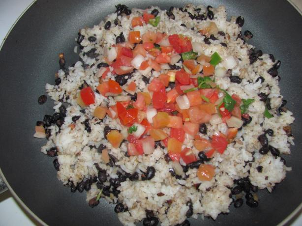 Gallo Pinto (Costa Rican Rice and Beans). Photo by jerrys200345