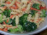 Sweet and Sour Broccoli Pasta Salad