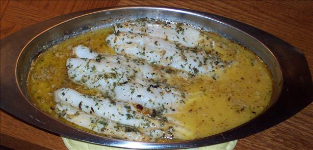 Lemon Butter Sauce for Fish. Photo by Hey Jude