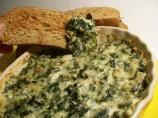 Absolutely Wonderful Cheesy Creamy Spinach Artichoke Dip