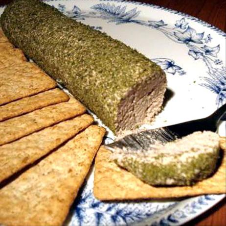 Chicken Liver Pate'. Photo by KrabKokonas