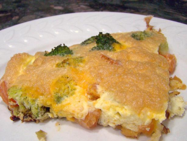 Vegetable Frittata. Photo by Derf