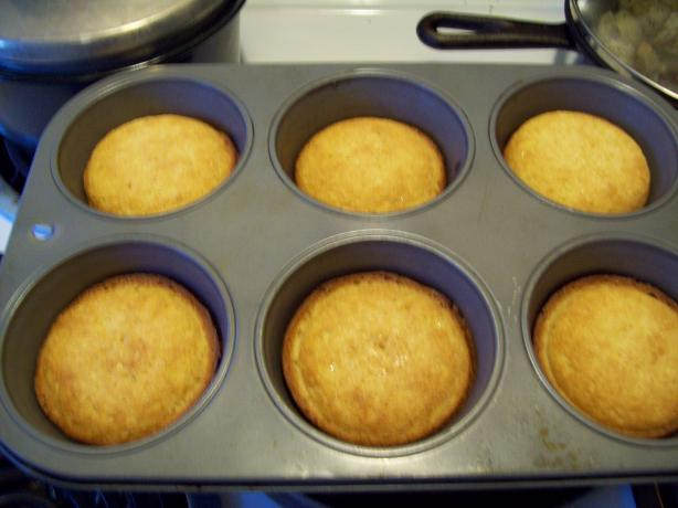Southern Pride Sweet Cornbread. Photo by DarksLight