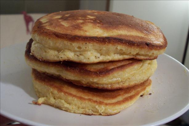 Sweet Corn Cakes. Photo by love4culinary