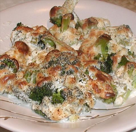 Creamy Parmesan Broccoli. Photo by Sandi (From CA)