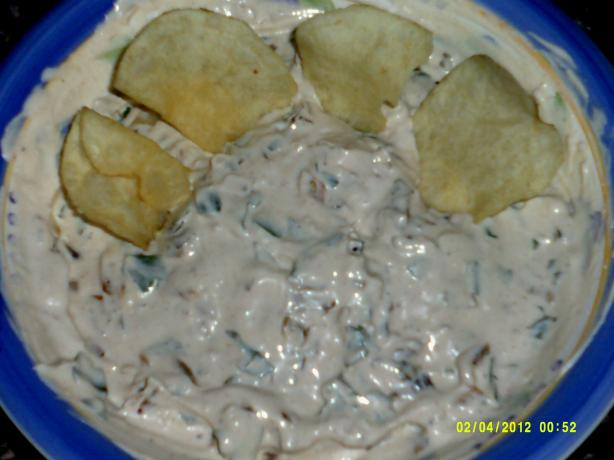 Bangin&#39; French Onion Dip!. Photo by Chef #349264