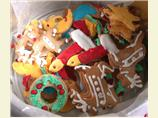 Gail's Christmas Cookies