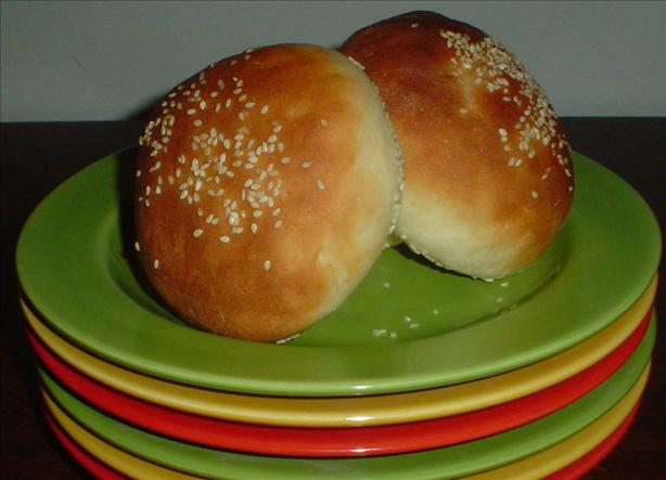Beautiful Burger Buns. Photo by Stardustannie