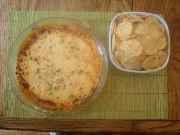 Cheesy Hot Pizza Dip. Photo by mums the word