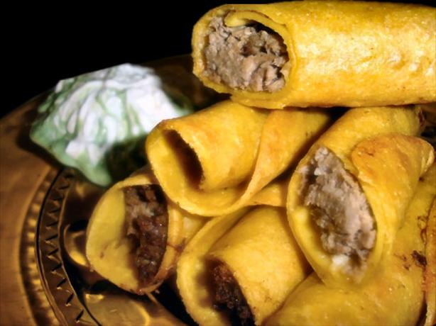 Beef Taquitos (Oamc). Photo by Sheri-BDB
