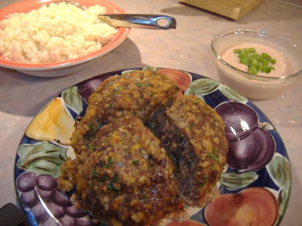 Mexicali Meatloaf. Photo by vivmom