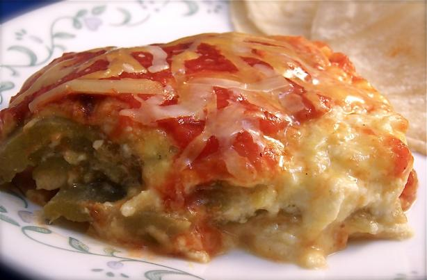 Chile Relleno Casserole. Photo by PaulaG