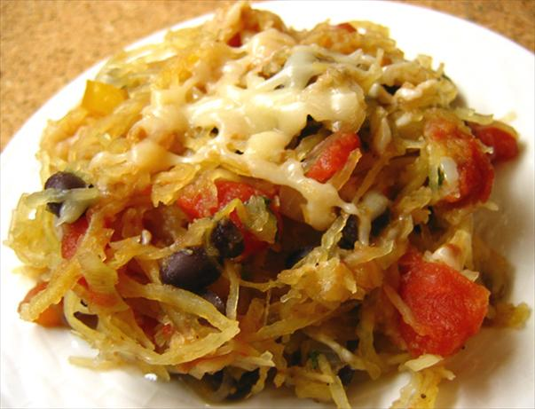 Southwest Spaghetti Squash. Photo by LUv 2 BaKE