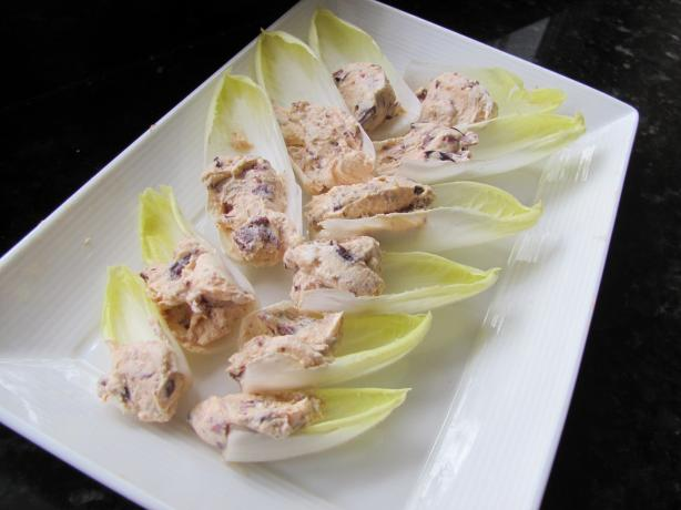 Stuffed Endive Spears. Photo by JanuaryBride