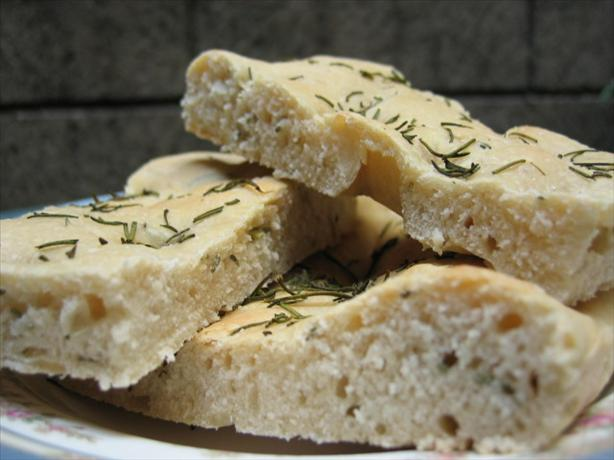 Rosemary Focaccia Bread. Photo by fawn512
