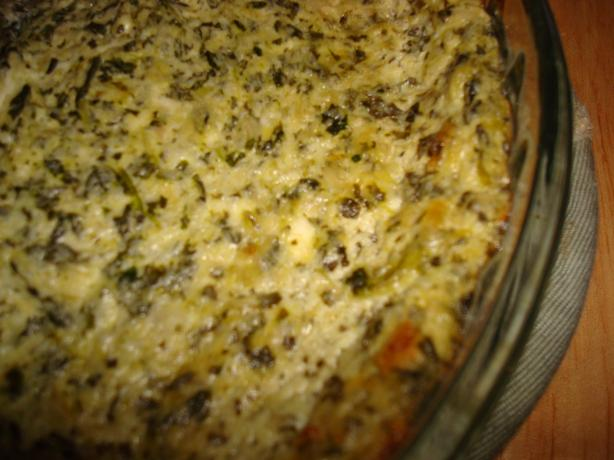 Hot Spinach Artichoke Dip. Photo by Pismo