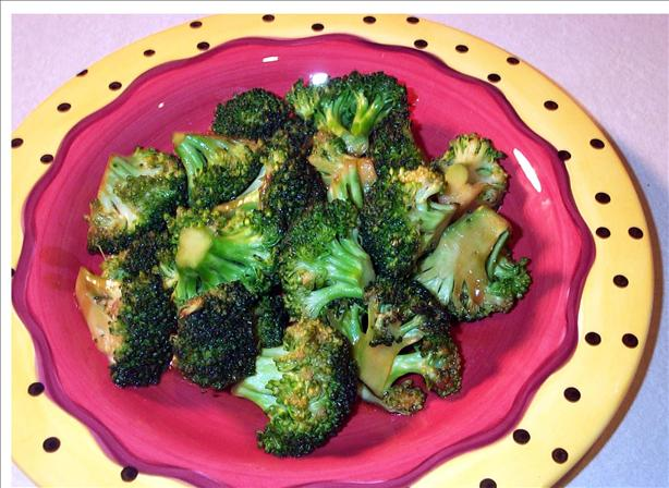 Ginger Broccoli. Photo by Lorac
