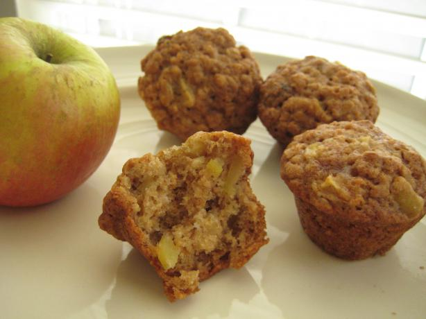 Apple-Oatmeal Cookies. Photo by Cookin'Diva