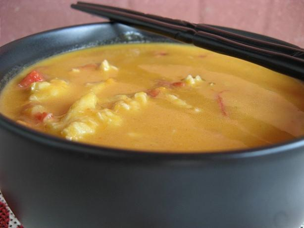 Thai Sweet Potato with Crab Soup. Photo by ms_bold