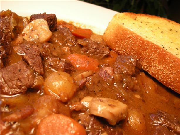 Beef Bourguignon. Photo by Sharlene~W