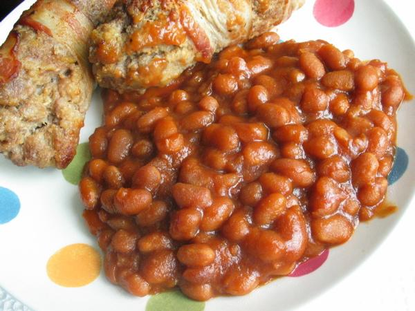 Kahlua Baked Beans. Photo by flower7