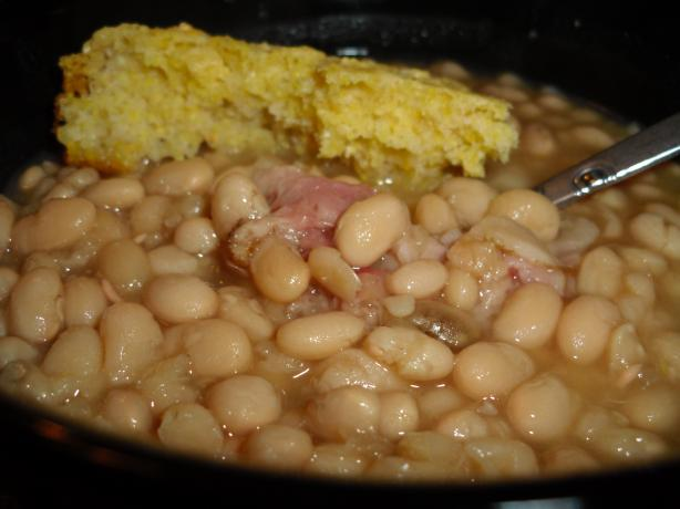 White Bean Soup with Ham. Photo by tamalita62
