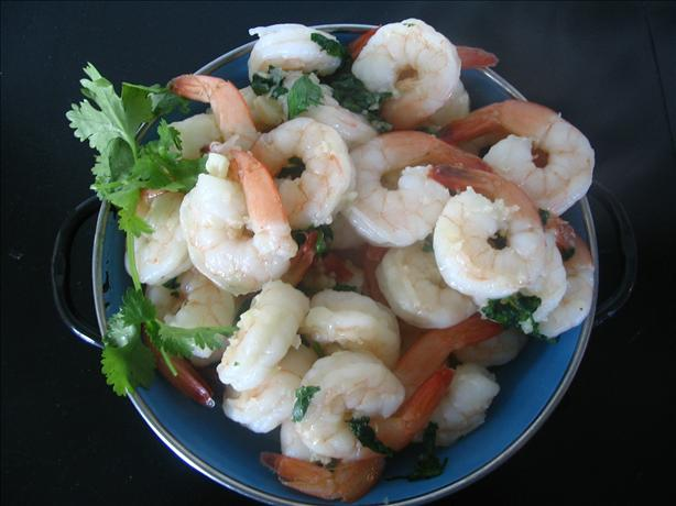 Garlic Prawns. Photo by spatchcock