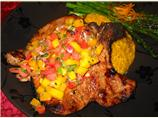 Cumin-Rubbed Grilled Pork Chops