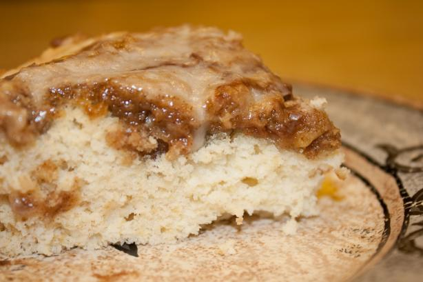 Everyday Coffee Cake (Microwave). Photo by The Veganista