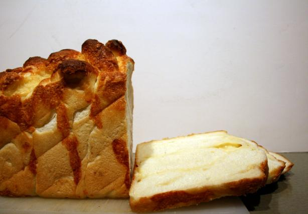 how to make cheese bread from fozrn bread dough