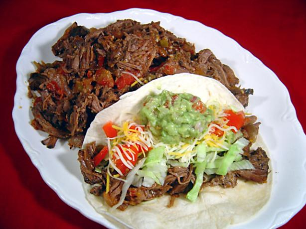Beef Machaca. Photo by :(