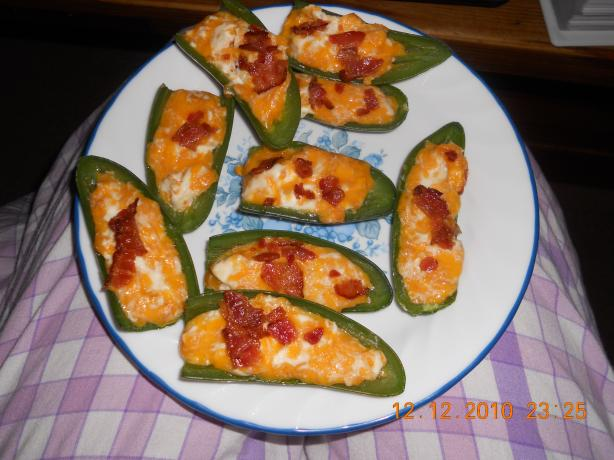 Baked Texas Jalapeño Peppers. Photo by Fantastical Sharing
