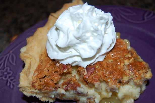 Cream Cheese Pecan Pie. Photo by Juenessa