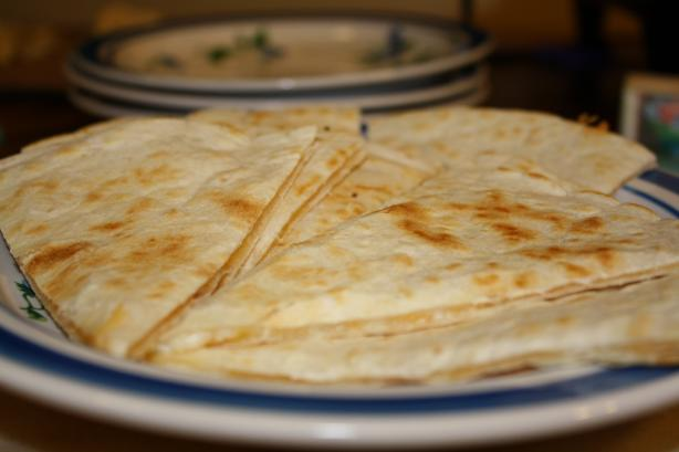 Quesadillas. Photo by Mommy2two