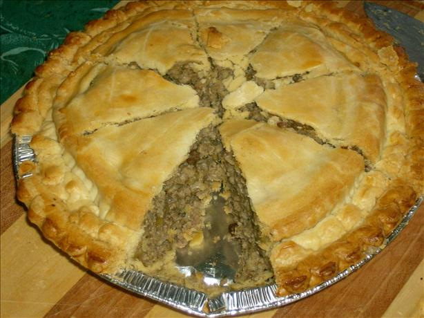 Special Pork Tourtiere. Photo by Bokenpop aka Madeleine