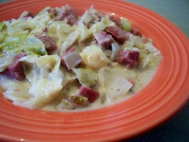 Corned Beef and Cabbage Casserole. Photo by *Parsley*