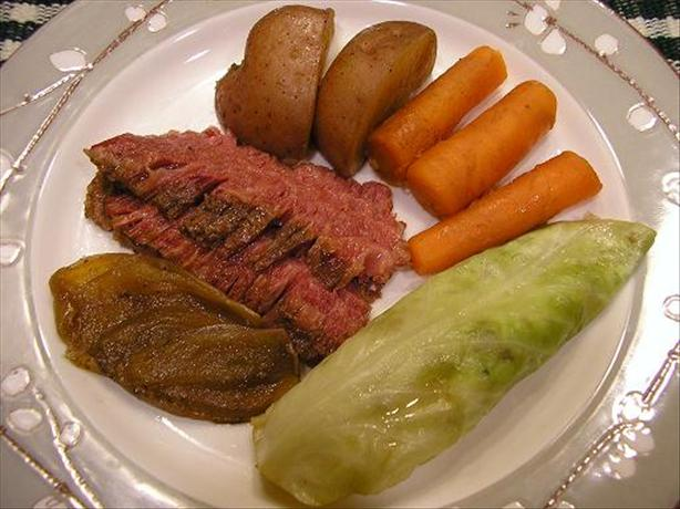Corned Beef and Cabbage with Guinness Recipe