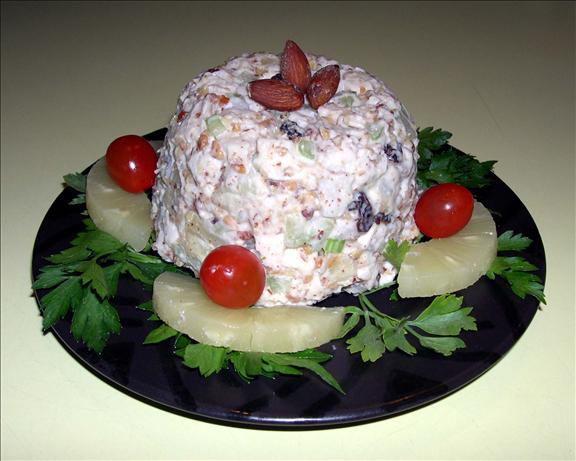 Smoky Hawaiian Chicken Salad. Photo by Mercy