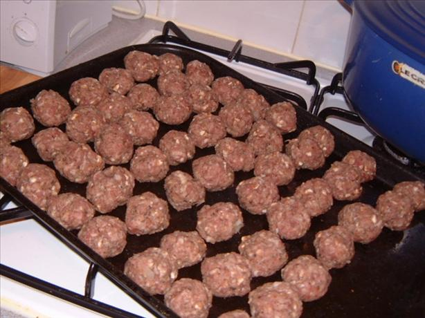 Hubby-Will-Inhale-Them Meatballs. Photo by Tulip-Fairy