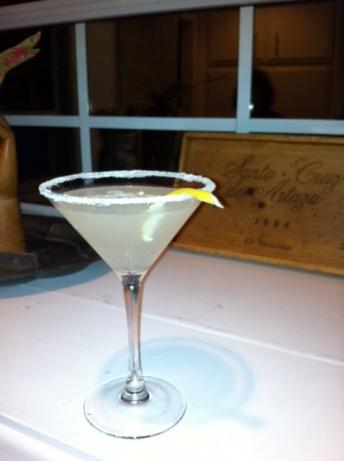 Lemon Drop Martini. Photo by rcapers