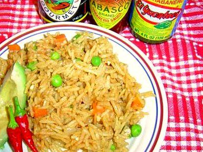 20 Minute Mexican Rice. Photo by :(