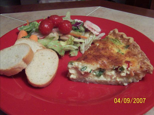 Lobster Quiche Kato Style. Photo by Mommy Diva