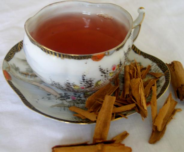 Shai Ma Irfeh( Cinnamon Tea). Photo by Leah's Kitchen