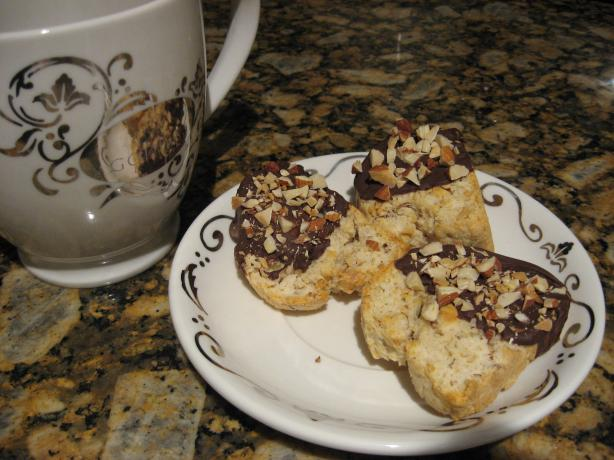 Light Almond Biscotti. Photo by PumpKIM