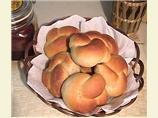Honey Oat and Wheat Rolls