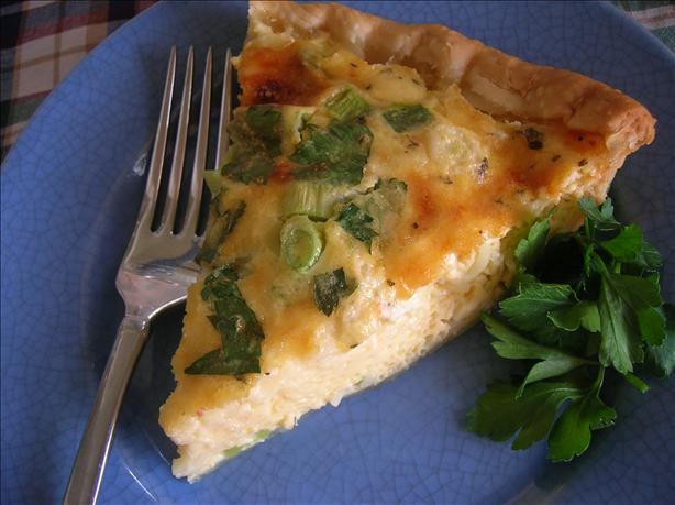 Crab Quiche. Photo by Pam-I-Am