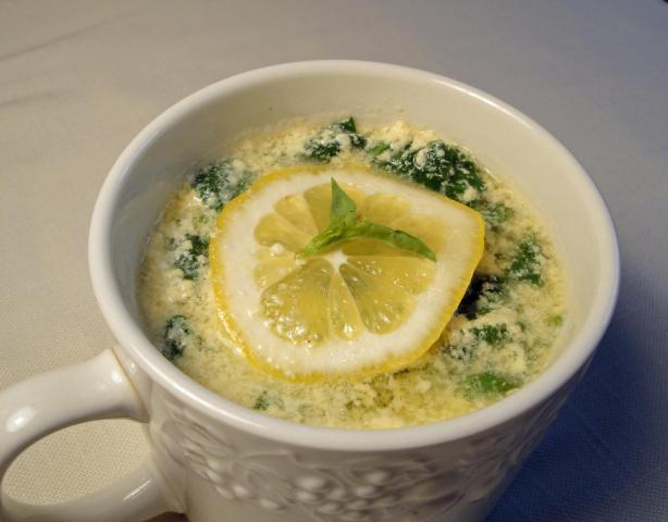 Roman Spinach Soup. Photo by Debbwl