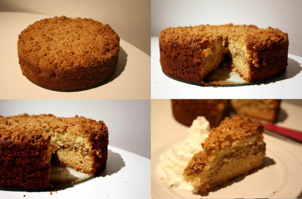 Fantastic Apple Sour Cream Coffee Cake. Photo by lilsweetie