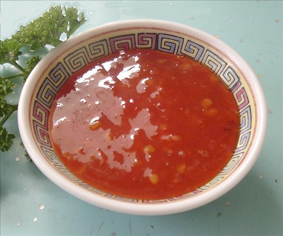 Thai Sweet Chili Dipping Sauce. Photo by Bergy